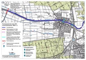 ASV Lorsch-Einhausen Gewässerkarte Teil West 12_2014