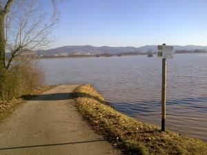 Weschnitzhochwasser 2011 - 0