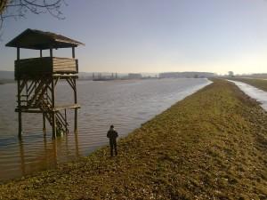 Weschnitzhochwasser 2011 - 2