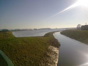 Weschnitzhochwasser 2011 - 4